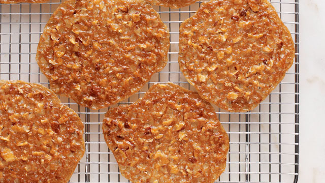 TUILE COOKIES WITH VARIATIONS Images | FemaleCelebrity