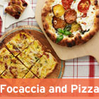 Martha Bakes Focaccia and Pizza episode