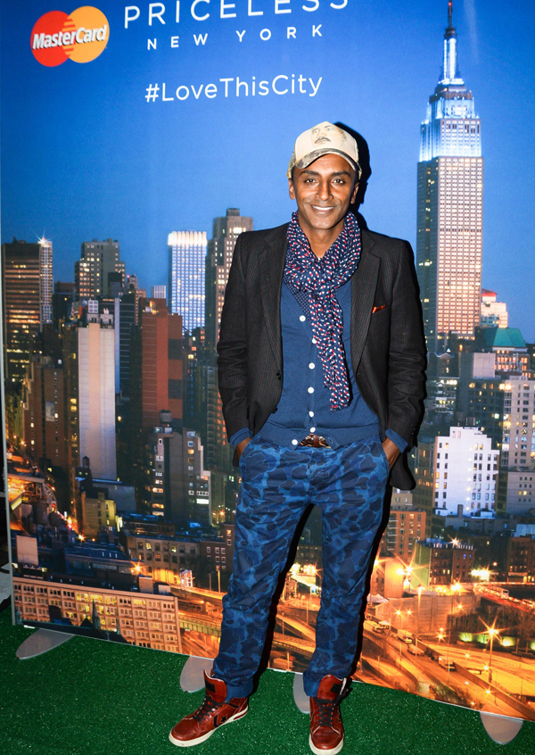 Marcus Samuelsson at the 2013 New York Food & Wine Festival | Photo by Billy Farrell Agency