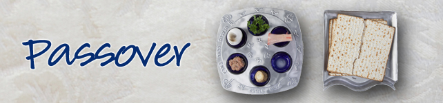 Passover Recipes: Jewish Seder and Kid-Friendly Ideas custom banner