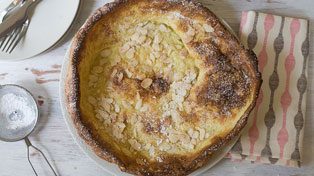 Almond Dutch Baby recipe