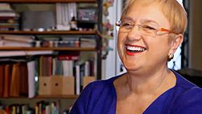 Lidia Bastianich Smiling