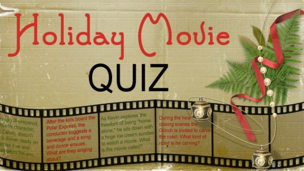 Holiday Movie Quiz