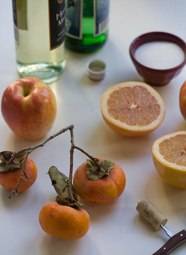 Autumn White Wine Sangria Recipe