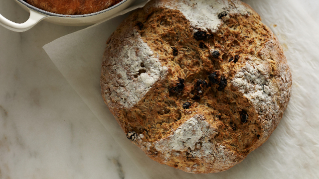 Irish Soda Bread Recipe Irish Recipes Pbs Food