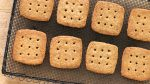 Shortbread Wedges recipe