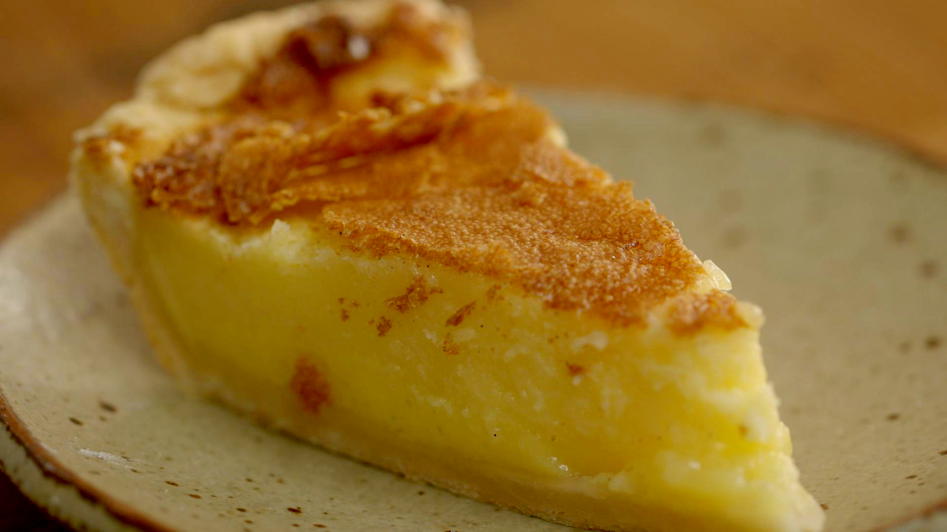 Buttermilk Pie Recipe | Dessert Recipes | PBS Food