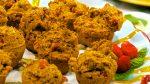 Jazzy-Vegetarian-Cranberry-Pecan-Muffins