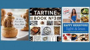 December Cookbooks