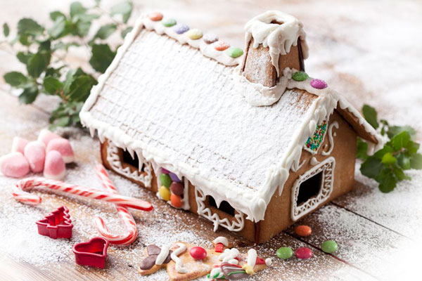 History of Gingerbread