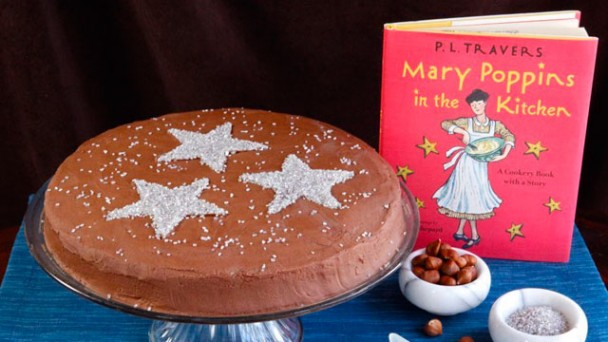 Mary Poppins Zodiac Cake recipe