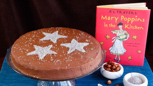 Mary Poppins Zodiac Cake Recipe Pbs Food
