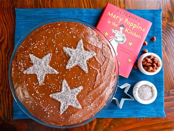 Mary Poppins Zodiac Cake