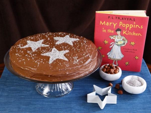 Mary Poppins Zodiac Cake recipe