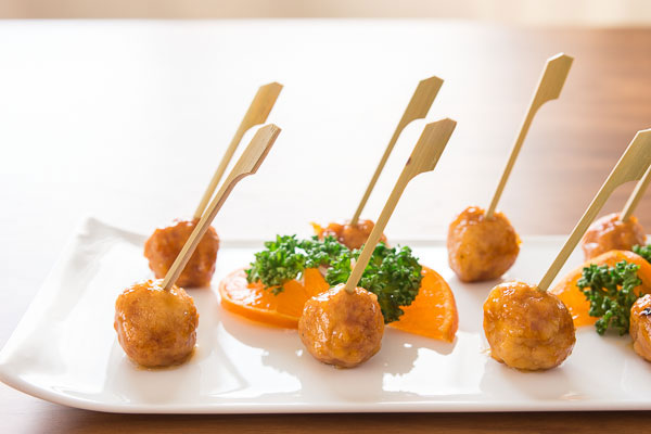 Orange Chicken Polepettine recipe