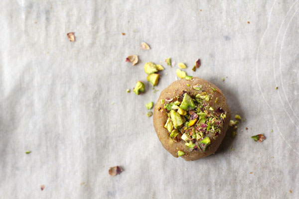 Pistachio Cookies recipe