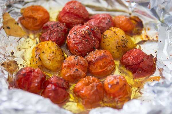 Roast Tomato Crostini recipe