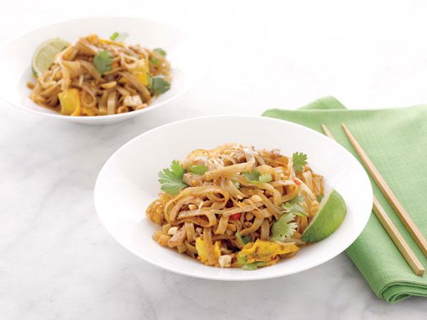 Martha Stewart's Cooking School Noodles episode
