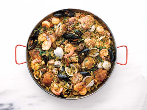 Martha Stewart's Cooking School Rice episode