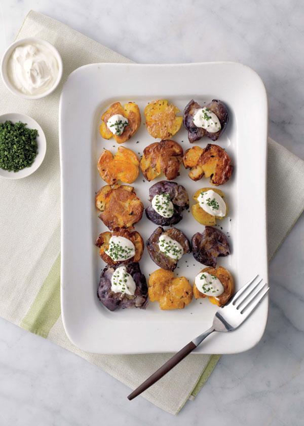 Martha Stewart's Cooking School Potatoes episode