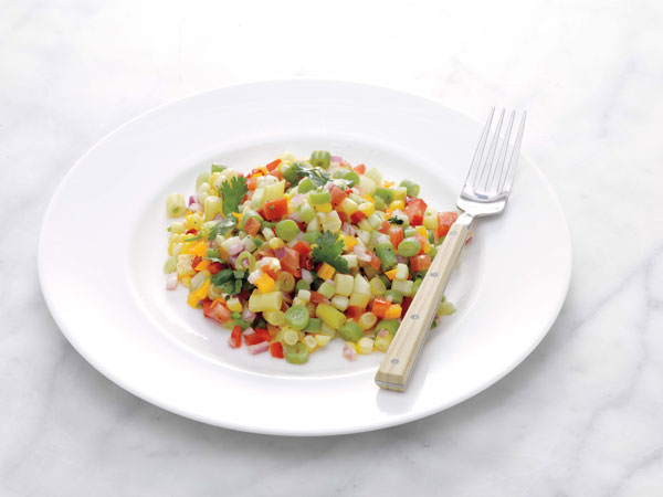 Martha Stewart's Cooking School Salads episode