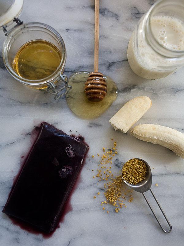 Acai and Banana Smoothie recipe