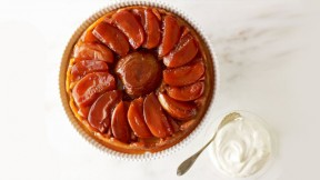 Apple Tart Tatin recipe