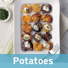 Martha Stewart's Cooking School Potatoes episode