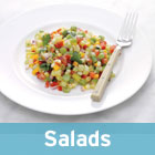 Martha Stewart's Cooking School Salad episode