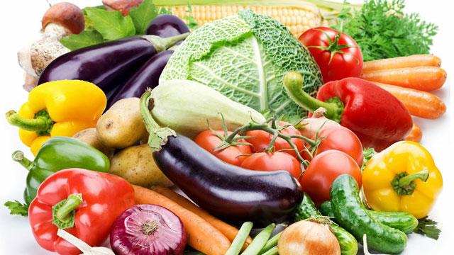 Vegetarian Evolution