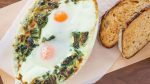 Eggs in Creamed Spinach recipe