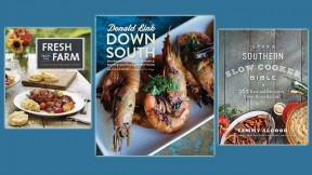 February Cookbooks