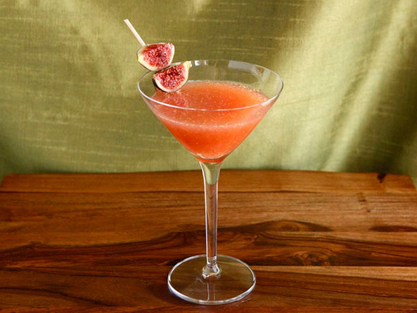 Fig and Honey Cocktail recipe