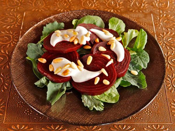 roasted-beets-tahini-pine-nuts