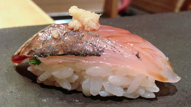 How to prepare sashimi from frozen fish howsto co for Frozen fish for sushi