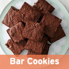 Martha Bakes Bar Cookies episode