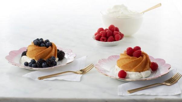 Martha Bakes Bundt Cakes Episode