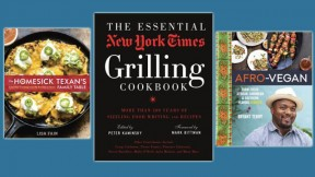 Top April Cookbooks