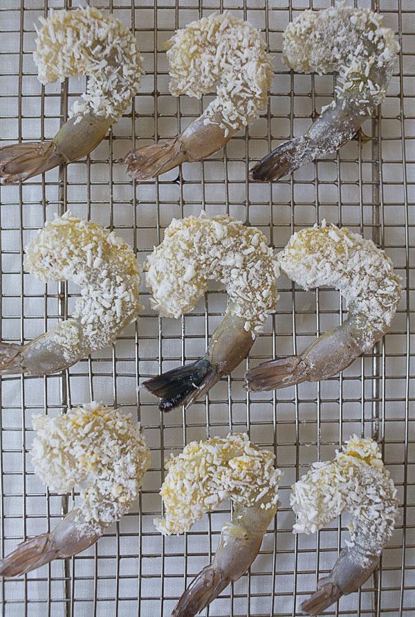 Cabbage Coconut Shrimp Rolls recipe