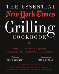 New York Times Grilling Cookbook