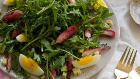 Roasted Radish Salad recipe