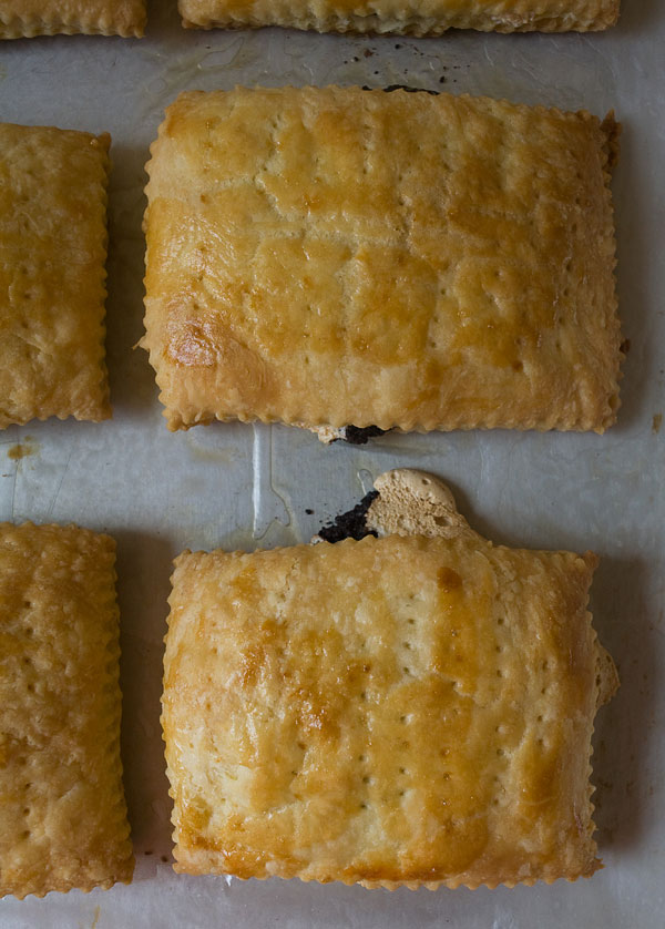 S'mores Pop Tarts recipe
