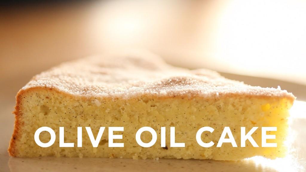 Olive Oil Cake | ChefSteps | PBS Food