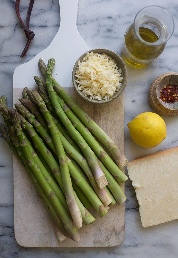 Asparagus Tart recipe