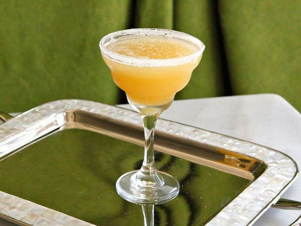 Orange Blossom Margarita recipe