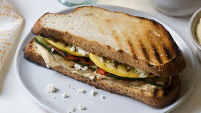 Grilled Veggie Sandwich recipe