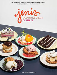 Jen's Splendid Ice Cream Desserts Cookbook