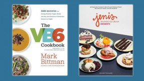 May Cookbooks