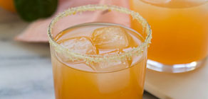 Satsuma Orange Margarita recipe