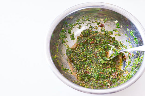 Coriander Chicken recipe
